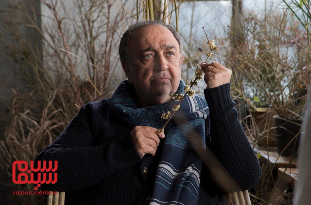 بهمن فرمان آرا در فیلم «حکایت دریا»