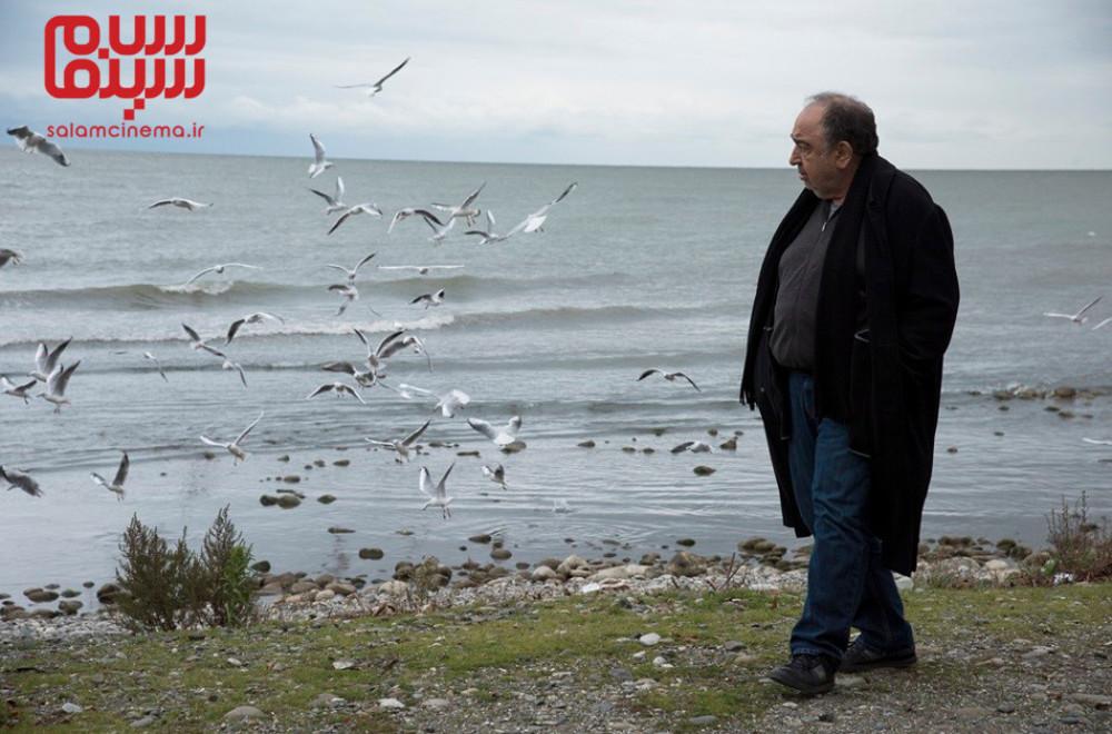 بهمن فرمان آرا در فیلم سینمایی «حکایت دریا»