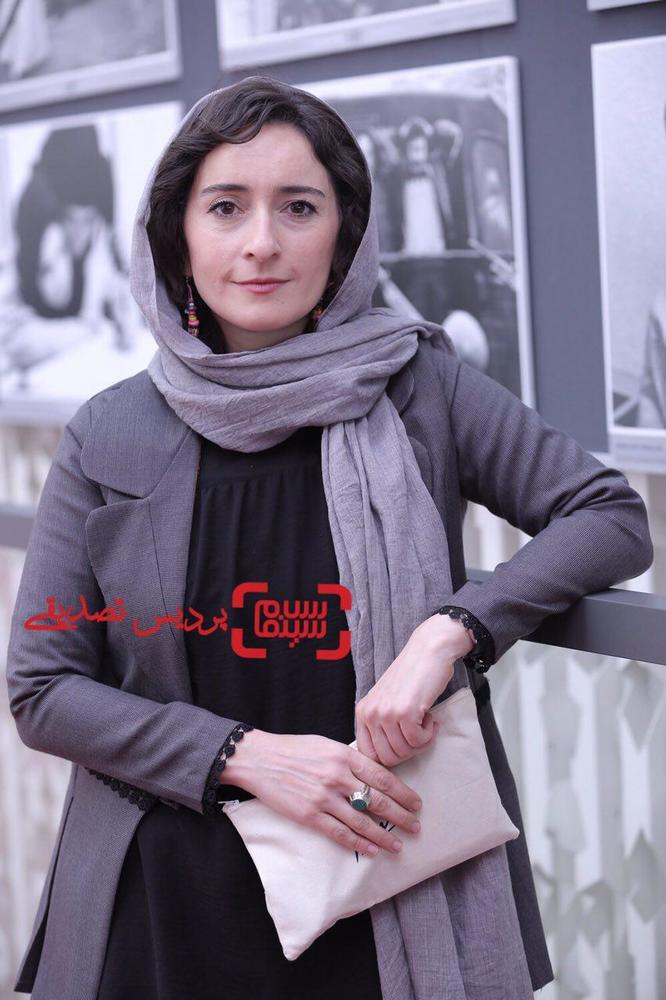 سهیلا گلستانی در اکران فیلم سینمایی «گرگ بازی» در سی و ششمین جشنواره جهانی فیلم فجر