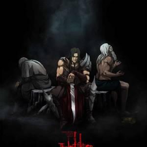 پوستر انیمیشن «آخرین داستان»