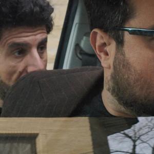 سحر دولتشاهی، امین حیایی و محسن کیایی در قسمت اول سریال «ساخت ایران 2»