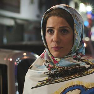 سارا بهرامی در قسمت اول سریال «ساخت ایران 2»