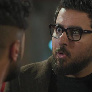 محسن کیایی در قسمت اول سریال «ساخت ایران 2»