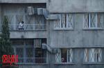 پیمان معادی و ارشیا عبداللهی در فیلم سینمایی «بمب یک عاشقانه»