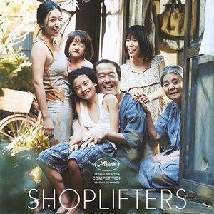 پوستر فیلم «دزدان مغازه» (Shoplifters)