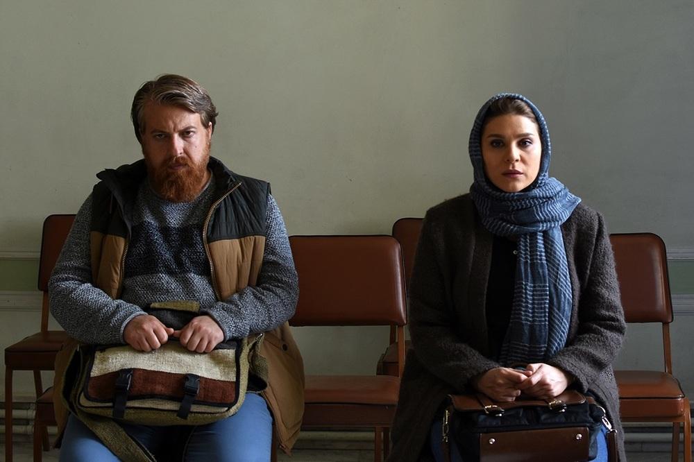 علیرضا معتمدی و سحر دولتشاهی در فیلم «رضا»