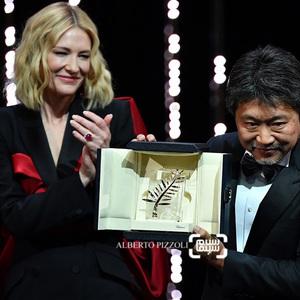 هیروکازو کورئیدا برنده جایزه نخل طلا جشنواره فیلم کن 2018 برای فیلم «دزدان مغازه» (Shoplifters)