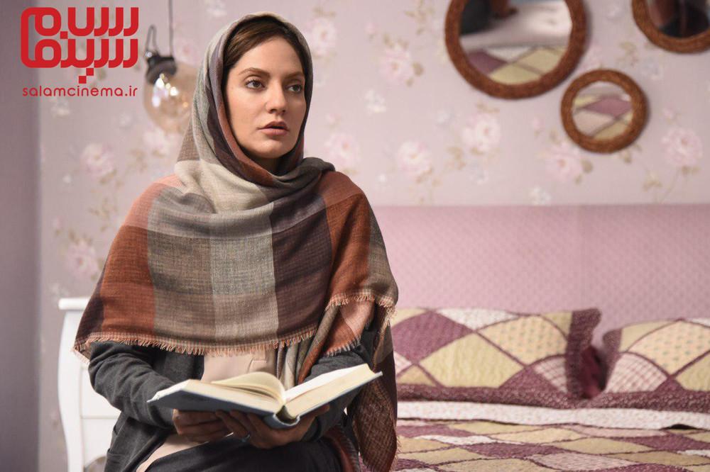 مهناز افشار در سریال «گلشیفته»
