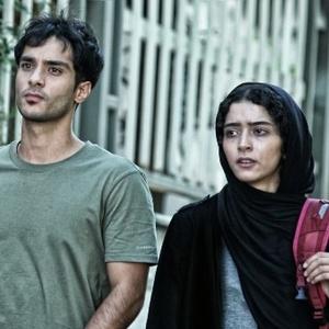 ساغر قناعت و ساعد سهيلی در فیلم مالاریا