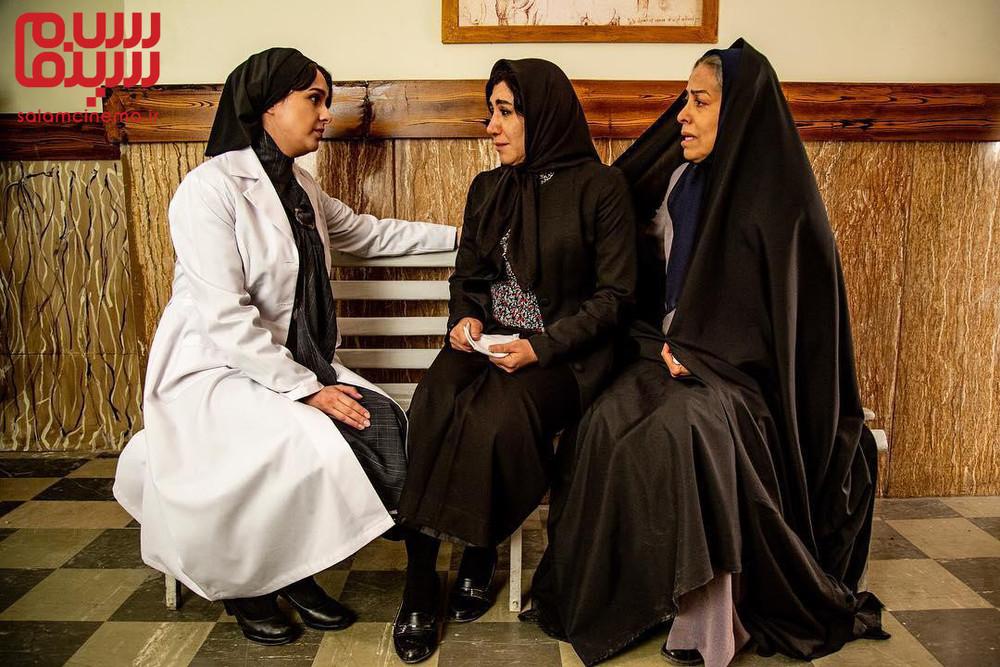ترانه علیدوستی، نسیم ادبی و سهیلا رضوی در قسمت 13 سریال «شهرزاد 3»