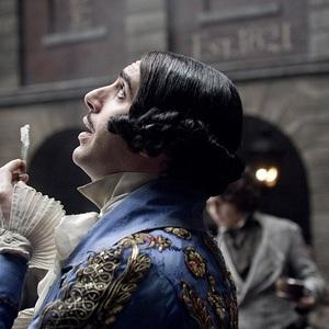 ساشا بارون کوهن در فیلم سینمایی سویینی تاد آرایشگر شیطانی خیابان فلیت
