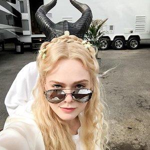 ال فانینگ در پشت صحنه فیلم سینمایی مالیفیسنت۲ (Maleficent 2)