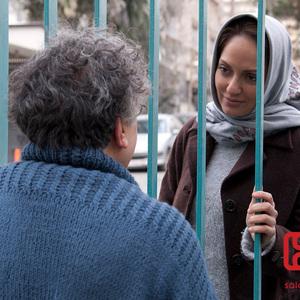مهناز افشار در فیلم «دلم می خواد»