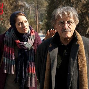 مهناز افشار و رضا کیانیان در فیلم «دلم می خواد»