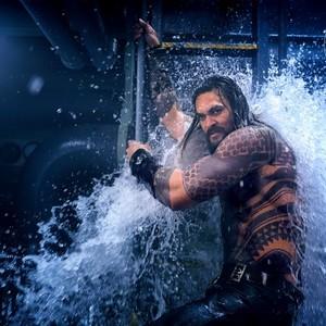 جیسون موموآ در فیلم آکوامن (Aquaman)