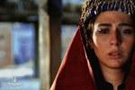 رعنا آزاديور در نقش «امجميل» همسر ابولهب در فیلم محمد رسول الله(ص)