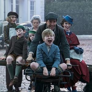 امیلی بلانت در فیلم بازگشت مری پاپینز (Mary Poppins Returns)