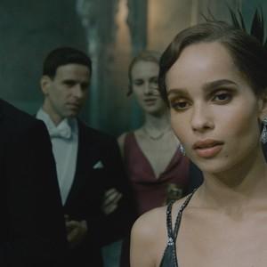 زوئی کراویتز در  فیلم سینمایی «جانوران شگفت انگیز: جنایات گریندل والد» (Fantastic Beasts: The Crimes of Grindelwald)
