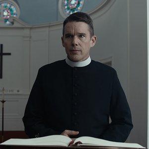 ایتن هاک در فیلم سینمایی «اولین اصلاح شده» (First Reformed)