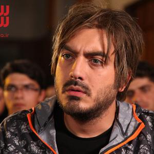 نیما شاهرخ شاهی در فیلم «عشقولانس»