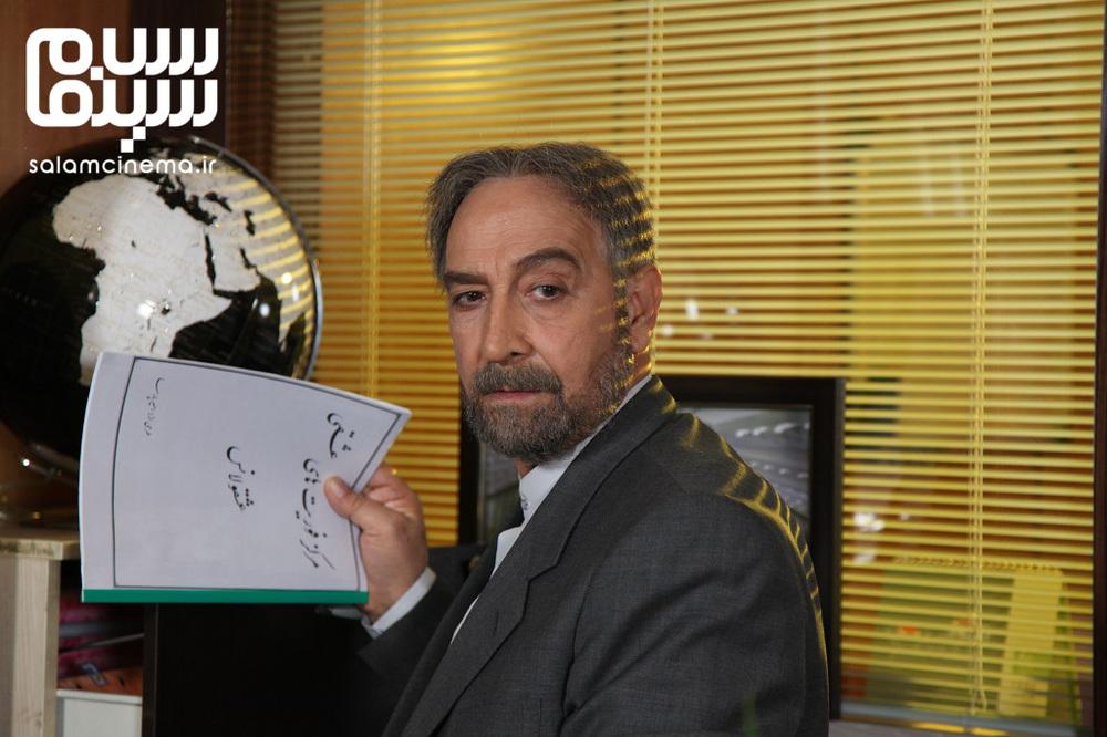 محمود پاک نیت در فیلم «عشقولانس»