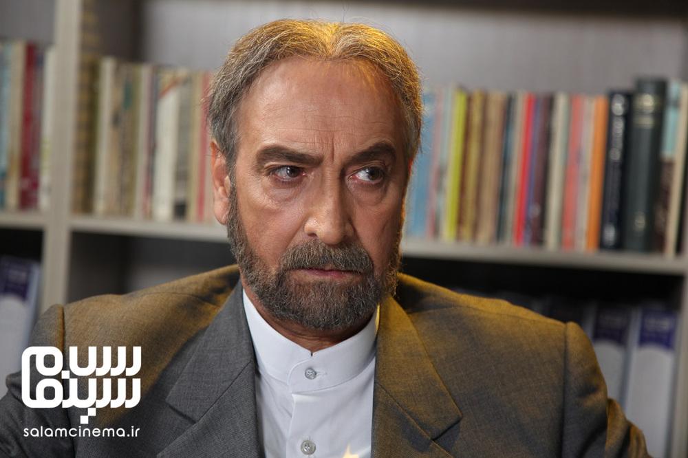 محمود پاک نیت در «عشقولانس»