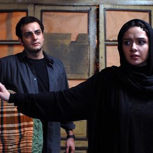 حامد کمیلی و ترانه علیدوستی در فیلم «تردید»