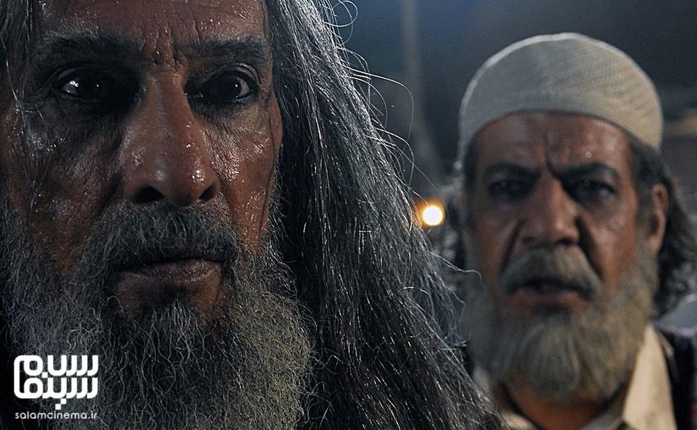 انوشیروان ارجمند در فیلم سینمایی «تردید»