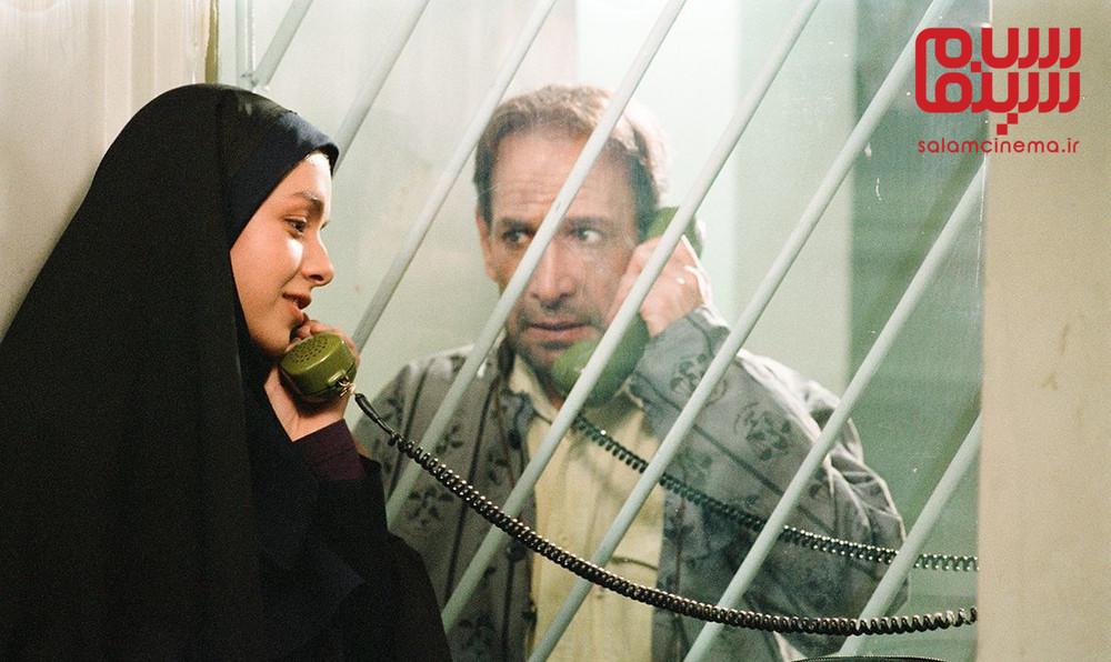 حسین محجوب و ترانه علیدوستی در فیلم «من ترانه پانزده سال دارم»