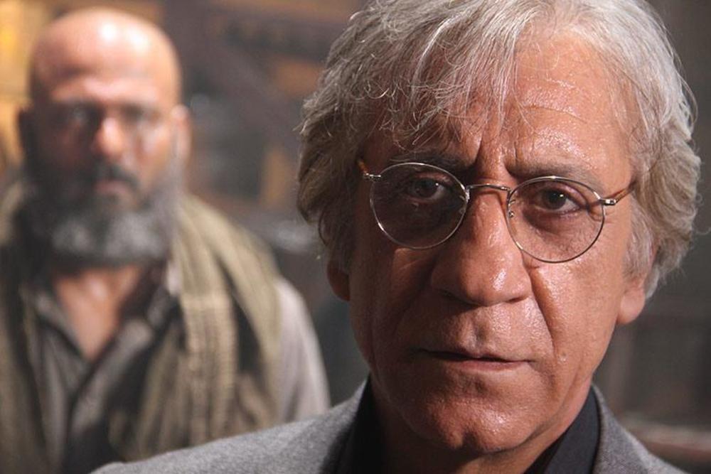 نمایی از فیلم مزار شریف با بازی مسعود رایگان