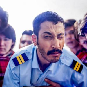 بهرام افشاری در سریال «شرایط خاص»