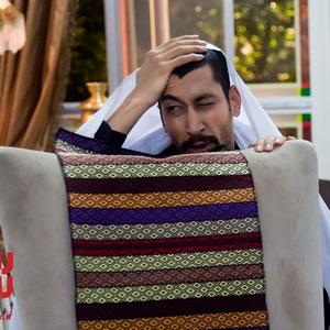 بهرام افشاری در سریال تلویزیونی «شرایط خاص»