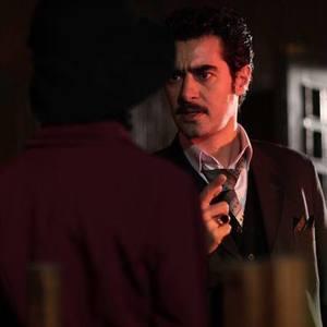 شهاب حسینی در نمایی از سریال «شهرزاد» ساخته حسن فتحی