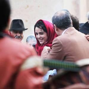 ترانه علیدوستی در نمایی از سریال «شهرزاد» ساخته حسن فتحی