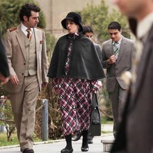 ترانه علیدوستی و شهاب حسینی در نمایی از سریال «شهرزاد»