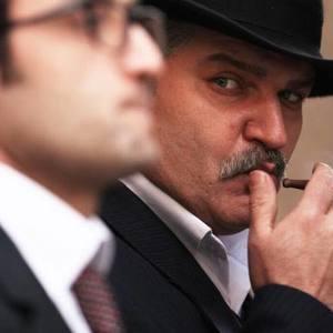 مهدی سلطانی در نمایی از سریال «شهرزاد»