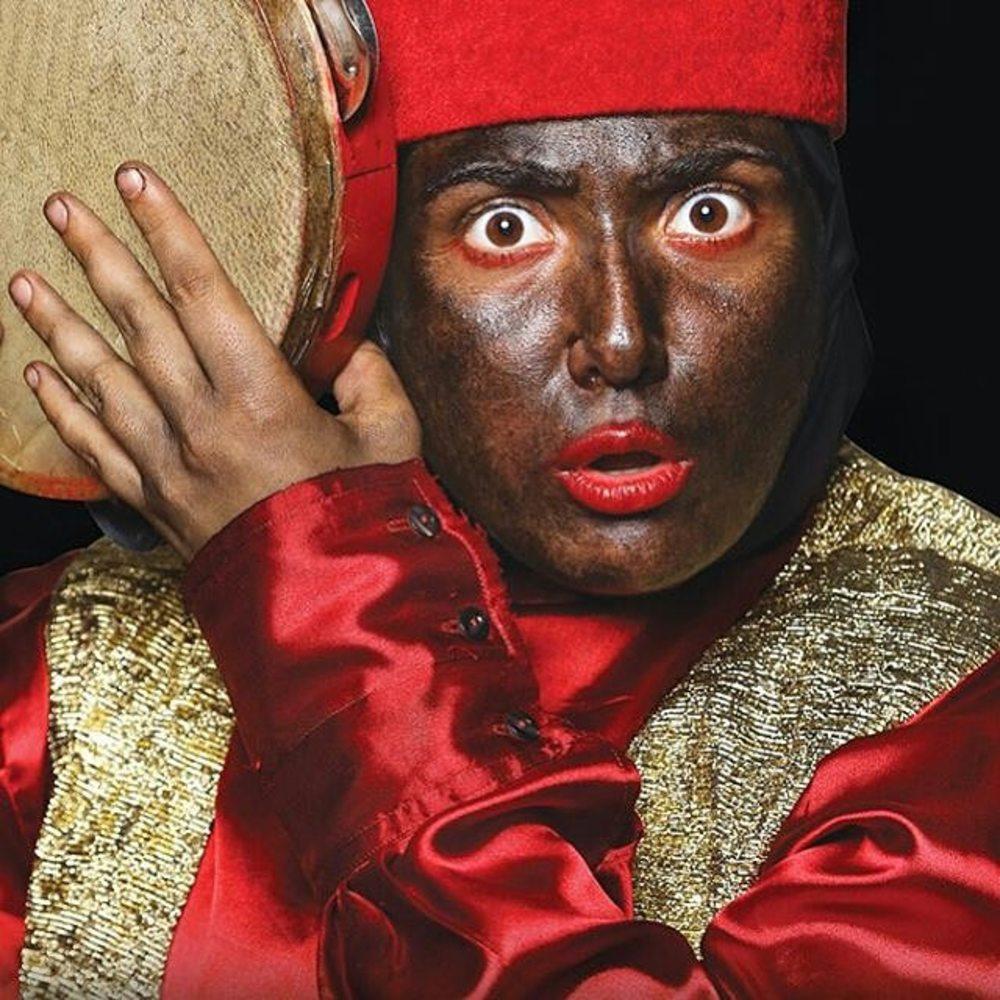 باران کوثری در نقش طلوع در سریال نمایش خانگی «دندون طلا»