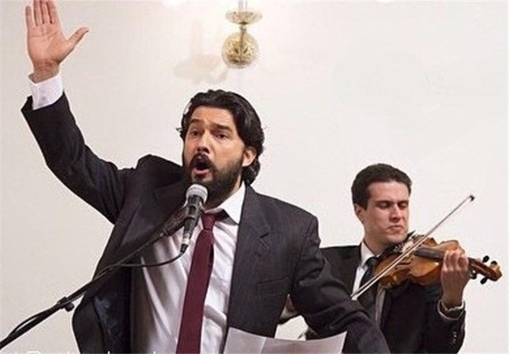 حامد بهداد در نقش بلبل در سریال نمایش خانگی «دندون طلا»