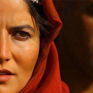 لیلا موسوی در نمایی از فیلم «باز هم سیب داری؟»