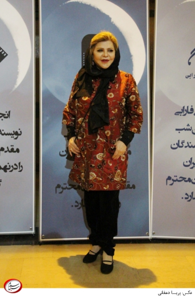 زری خوشکام(زهرا حاتمی) نامزد بهترین بازیگر نقش مکمل زن در نهمین جشن انجمن منتقدان و نویسندگان