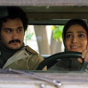 میلاد کی مرام و مینا ساداتی در فیلم «امکان مینا»