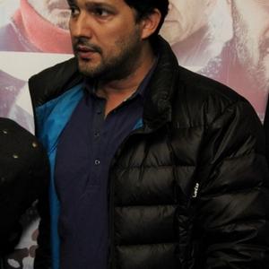 حامد بهداد در اکران خصوصی «چهارشنبه خون به پا میشود»