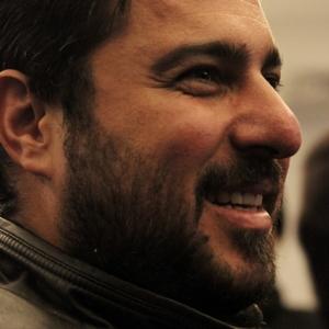 محسن کیایی در اکران خصوصی «چهارشنبه خون به پا میشود»