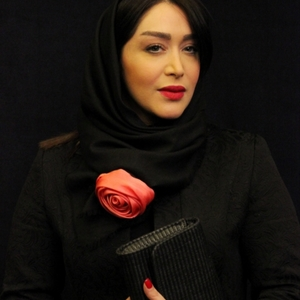 سارا منجزی پور در اکران خصوصی فیلم «چهارشنبه خون به پا میشود»
