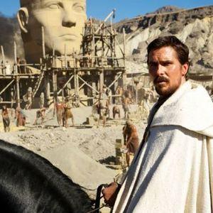کریستین بل در فیلم «مهاجرت: خدایان و پادشاهان»