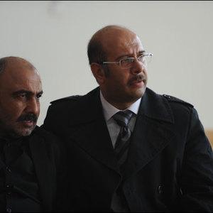 محمد بحرانی و رضا عطاران در فیلم « طبقه حساس »