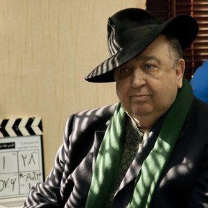 بهمن فرمان آرا در پشت صحنه فیلم «دلم می خواد»