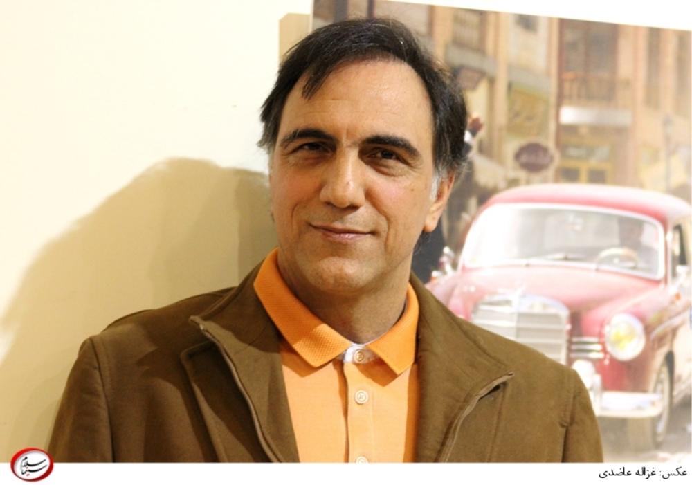 حسن فتحی در نشست خبری سریال نمایش خانگی «شهرزاد»