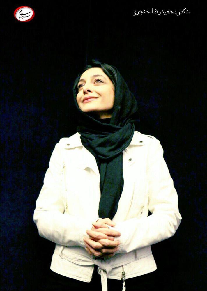 ساره بیات در اکران خصوصی فیلم «ناهید»