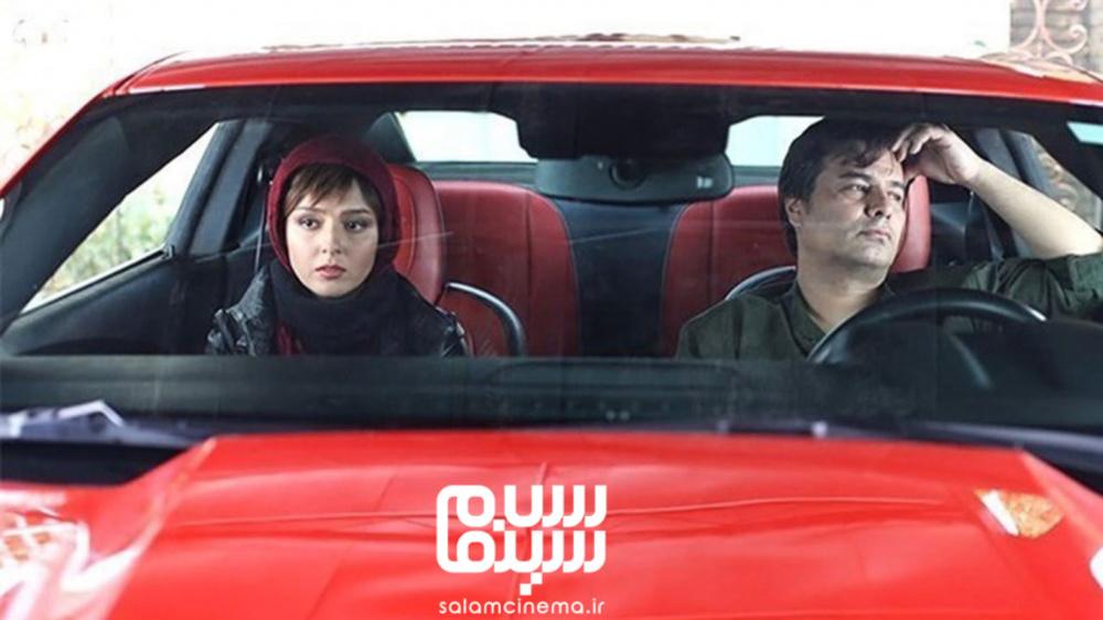 ترانه علیدوستی / فیلم زندگی مشترک آقای محمودی و بانو